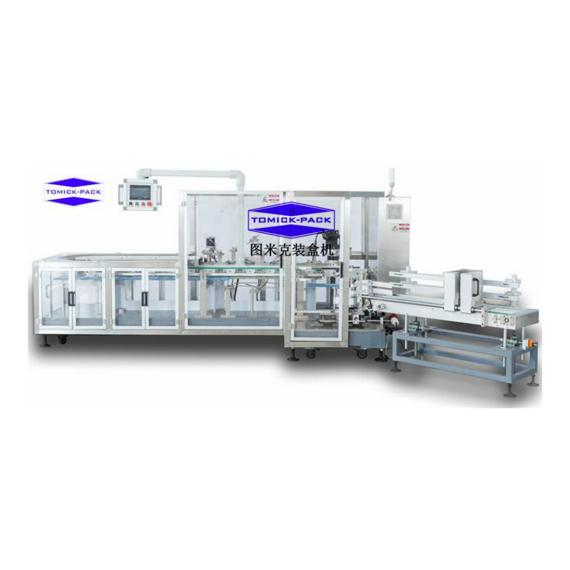Vertical packing machine for